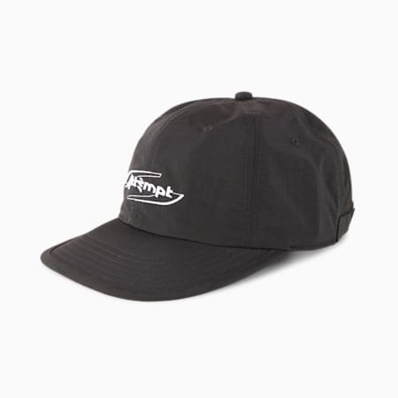 PUMA x ATTEMPT Cap, Puma Black, small