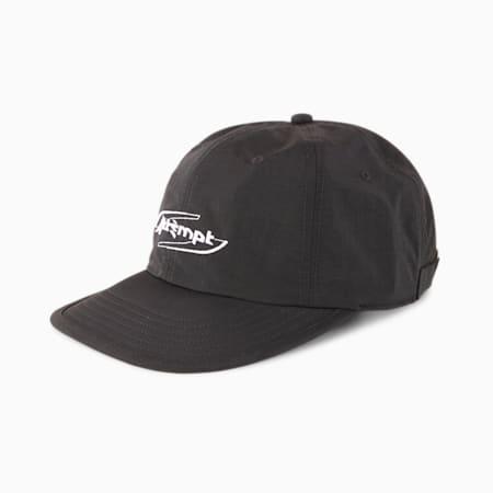 PUMA x ATTEMPT Cap, Puma Black, small-SEA