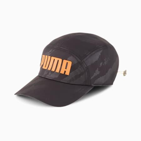 PUMA x CENTRAL SAINT MARTINS Rider Cap, Puma Black, small-IND