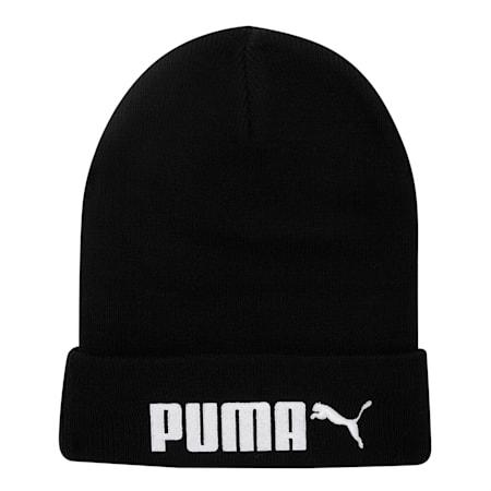 PUMA Essential Unisex Beanie, Puma Black, small-IND