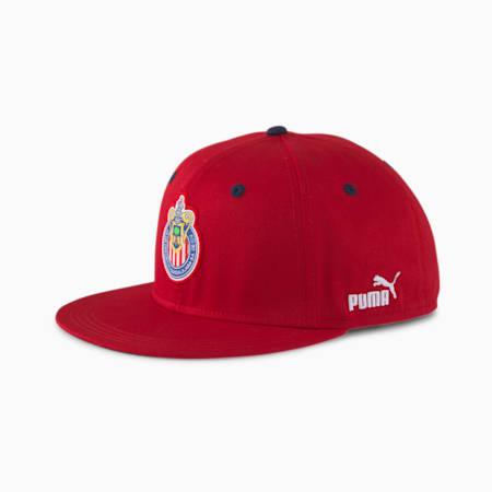 Gorra de béisbol Chivas, Tango Red -Peacoat, pequeño