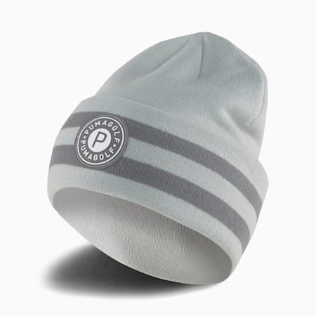 P Circle Patch Men's Golf Beanie, High Rise, small