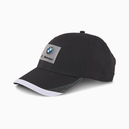 BMW M Motorsport Kids' Cap, Puma Black, small