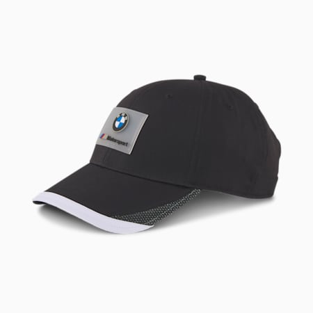 BMW M Motorsport Kinder Cap, Puma Black, small