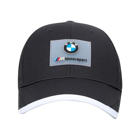 BMW M Motorsport Kids' Cap, Puma Black, small-IND