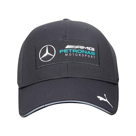 Mercedes Kids' Cap, Puma Black, small-IND