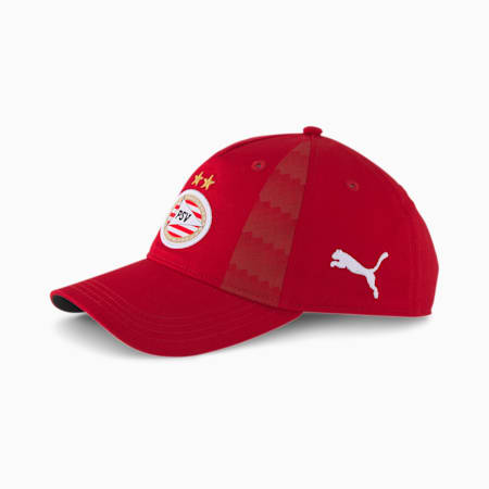 PSV Eindhoven Fußball Cap, High Risk Red, small
