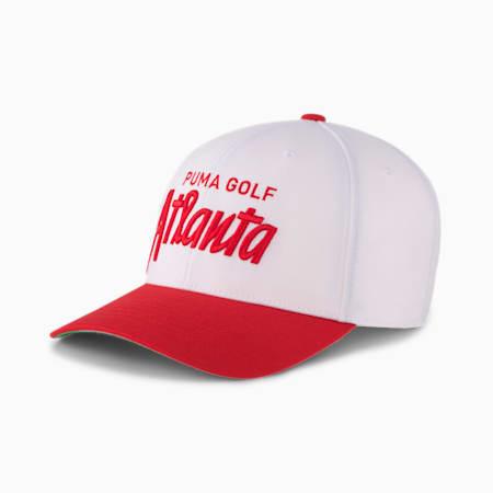 ゴルフ アトランタ スナップバック キャップ, High Risk Red, small-JPN