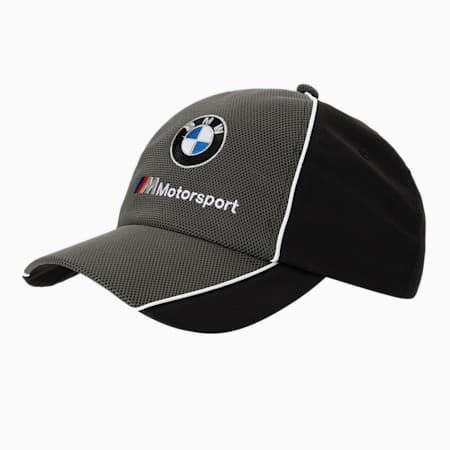 BMW M Motorsport Baseball Cap, Puma Black, small-IND