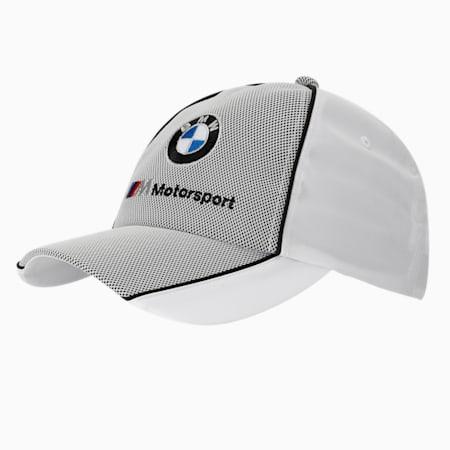 BMW M Motorsport Baseball Cap, Puma White, small-IND