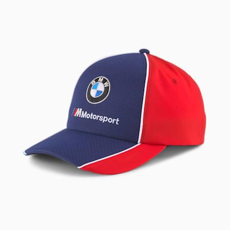 BMW M Motorsport Baseball Cap, Marina, small-IND