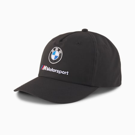 Czapka z daszkiem BMW M Motorsport Heritage, Puma Black, small