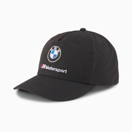 BMW M Motorsport Heritage Cap, Puma Black, small-GBR