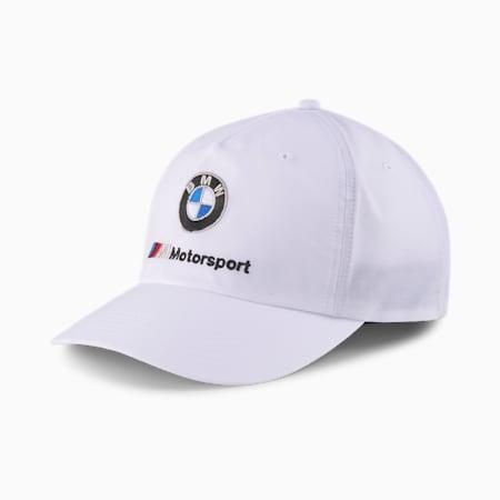 BMW M Motorsport Heritage Cap, Puma White, small