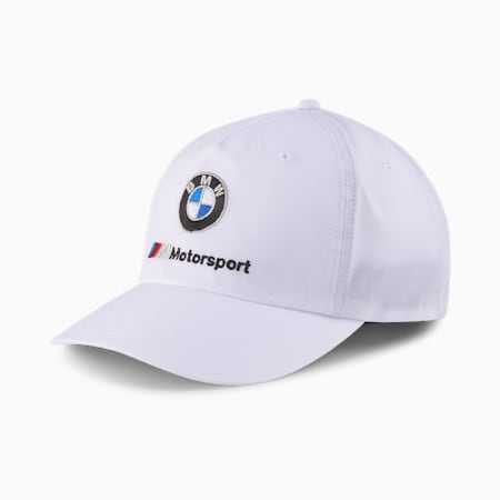 BMW M Motorsport Heritage Cap, Puma White, small-GBR