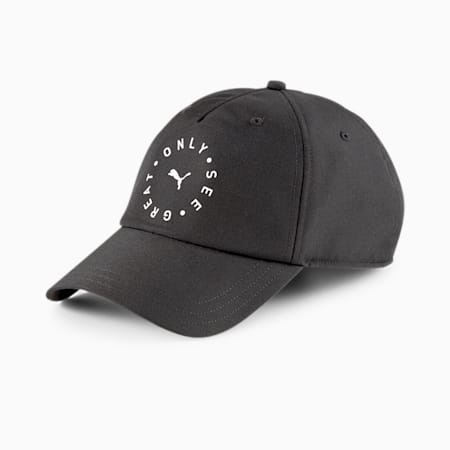 Only See Great Cap, Puma Black, small-SEA