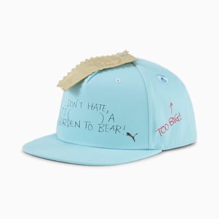 PUMA x MICHAEL LAU 2Big Cap, Crystal Blue, small-GBR