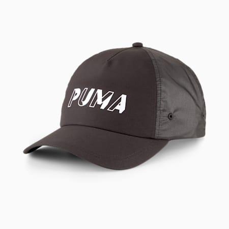 Women's Style Baseball Cap, Puma Black, small-IND