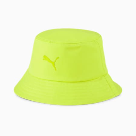PUMA Core Bucket Hat, Nrgy Yellow, small