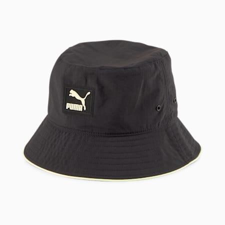 Archive Bucket Hat, Puma Black, small-GBR