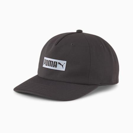Archive Low Curve Unisex Cap, Puma Black, small-IND