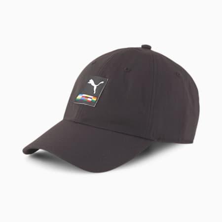 PUMA International Cap, Puma Black, small-SEA