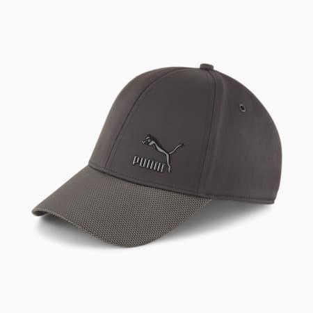 Women's Baseball Cap, Puma Black-CASTLEROCK, small-IND
