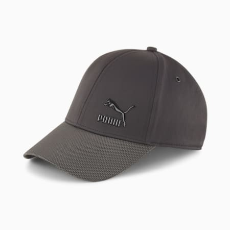 Women's Baseball Cap, Puma Black-CASTLEROCK, small-SEA