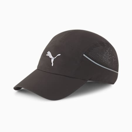 Lightweight Running Cap, Puma Black, small