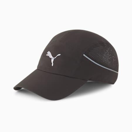 Cappellino da corsa leggero, Puma Black, small