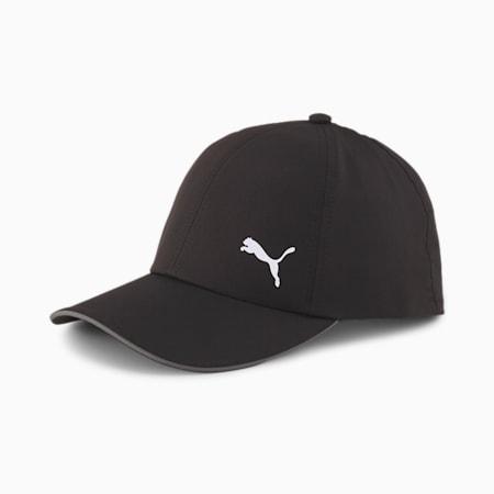 Essentials Running Cap, Puma Black, small-SEA