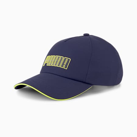 Performance Youth Cap, Peacoat-Nrgy Yellow, small-IND