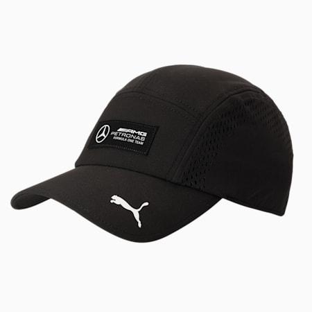 Mercedes World Game Cap, Puma Black, small-IND