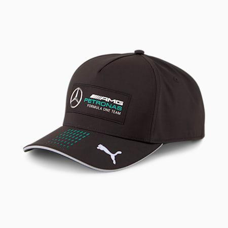 Mercedes F1 Baseballcap, Puma Black, small