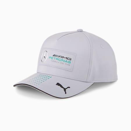 Cappellino da baseball Mercedes F1, Mercedes Team Silver, small