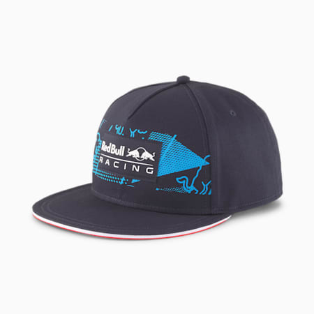 Casquette à bord plat Red Bull Racing Lifestyle, NIGHT SKY, small