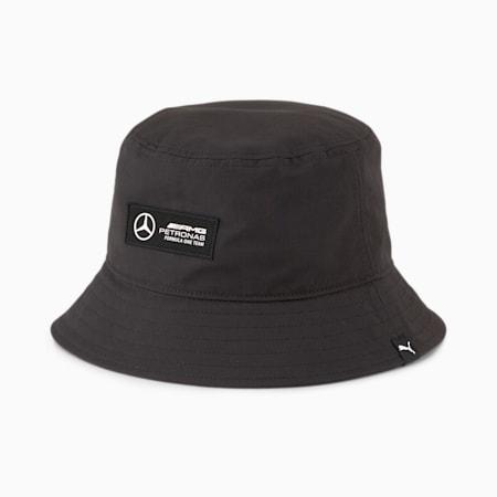 Mercedes F1 Bucket Hat, Puma Black, small-GBR