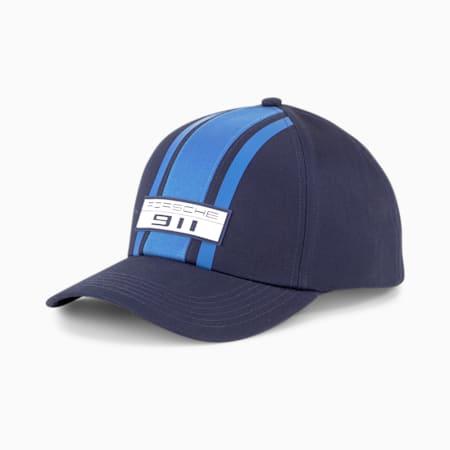 Porsche Legacy Baseball Cap, Peacoat, small-IND