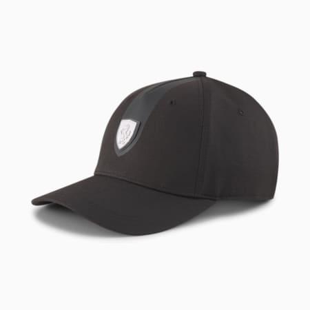 Scuderia Ferrari Baseball Cap, Puma Black, small-IND