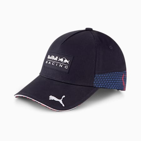 Red Bull Racing Replica Team Youth Cap, NIGHT SKY-Chinese Red, small-IND