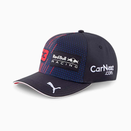 Red Bull Racing Replica Verstappen Baseballcap, NIGHT SKY-Chinese Red, small