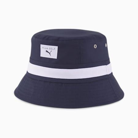 Williams Men's Golf Bucket Hat, Navy Blazer, small
