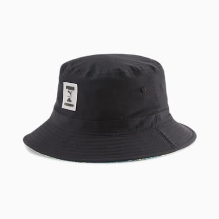 PUMA x CLOUD9 Wendbarer Bucket Hat, Digi-blue, small