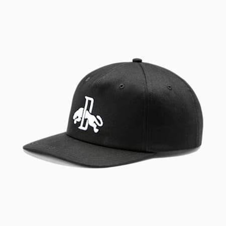 Rudolf Dassler Legacy Low Curve Cap, Puma Black, small