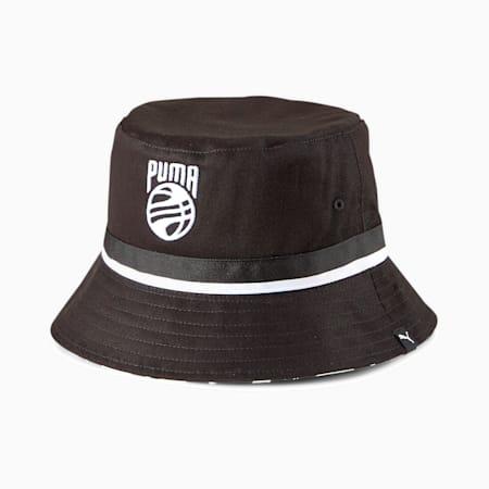 バスケットボール バケット ハット ユニセックス, Puma Black, small-JPN