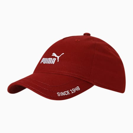 Core Unisex Dad Cap, Intense Red, small-IND