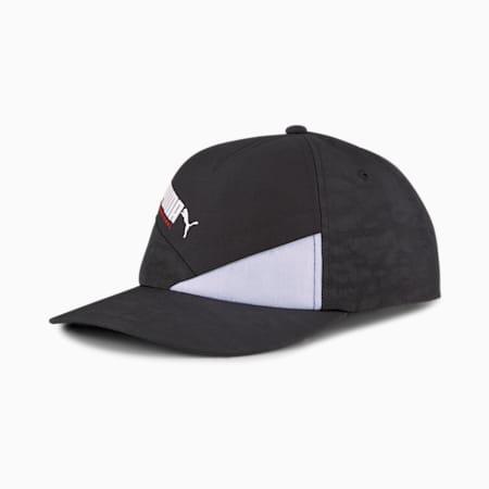 Art of Sport Unisex Cap, Puma Black, small-IND