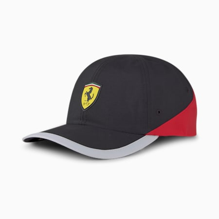 Scuderia Ferrari SPTWR Race Baseball Cap, Puma Black, small-SEA