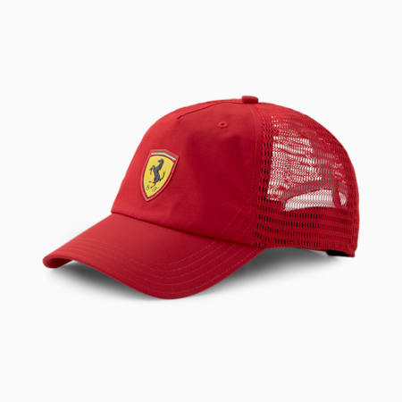 Ferrari SPTWR Race Unisex Cap, Rosso Corsa, small-IND