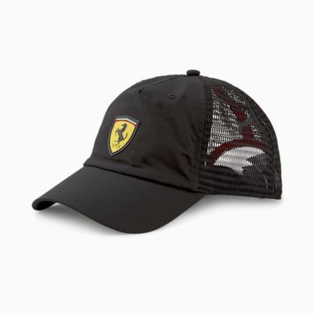Ferrari SPTWR Race Unisex Cap, Puma Black, small-IND